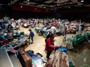 Kings Point Biggest Garage Sale 2013 Lets in all Sun City Center residents