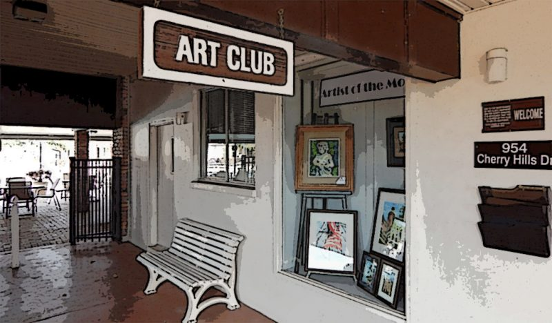 ART CLUB ROOM Sun City Center Community Associations Central Campus 954 Cherry Hills Drive