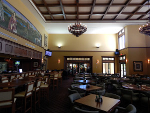 Amici's Restaurant at Club Renaissance in Sun City Center, FL