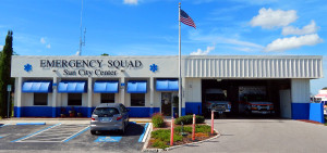 Building of Sun City Center Emergency Squad