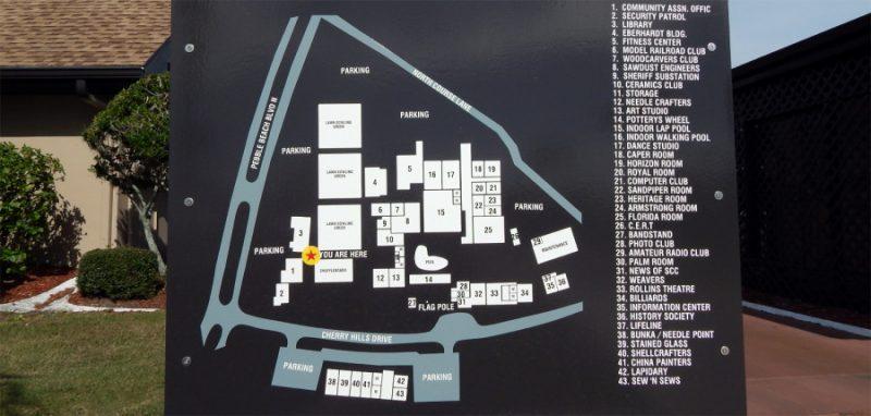 Central Campus Map Sun City Center Community Association