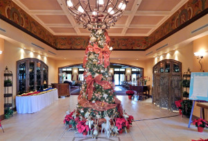 CLUB RENAISSNCE Christmas Tree, Sun City Center, Florida