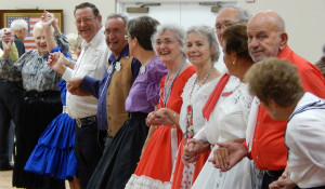 Dancing ends at Sun City Center Square Dance Club's 45th Anniversary Celebration at Community Hall