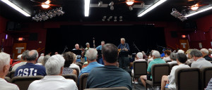 Front Porch Pickers at Rollins Theater, Sun City Center, Florida