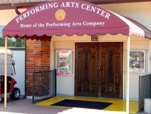 ROLLINS THEATER Performing Arts Center Home of the Performing Arts Company for Sun City Center and Southshore, FL