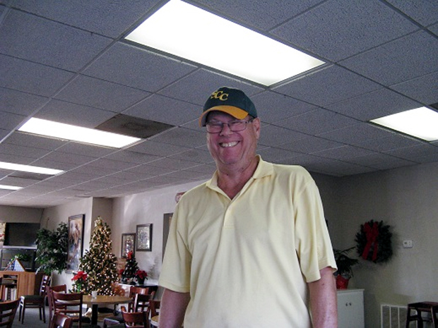 HOGANS GOLF CLUB 1st Place John Colgren 1st place Apollo Beach Golf Course