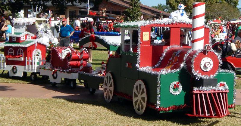 ASSOCIATION Category - 1st Portsmouth in Sun City Center Golf Cart Parade 2013