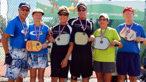 Pickleball Tournament Tampa Bay Senior Games 2013, Sun City Center