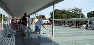 SUN CITY CENTER SHUFFLEBOARD CLUB at Community Associations Central Campus, N Pebble Beach Blvd