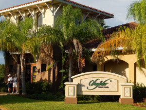 Scepter Golf Club at the South Club in Kings Poing, Sun City Center, Florida