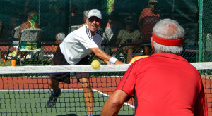 Tampa Bay Senior Games Pickleball Tournament 2013 50 + Ments Doubles