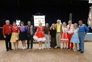 Temple Twirlers Square and Round Dance Club Tampa Florida