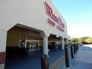 Winn Dixie Grocery Store in Sun City Center, FL
