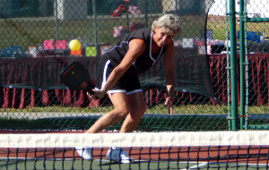 Womens Doubles Pickleball Tournament Tampa Bay Senior Games 2013 Sun City Center FL