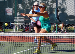 Womens Doubles Pickleball Tournament Tampa Bay Senior Games 2013 Sun City Center