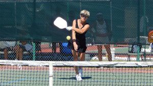 Womens Pickleball Tournament Tampa Bay Senior Games 2013, Sun City Center, FL