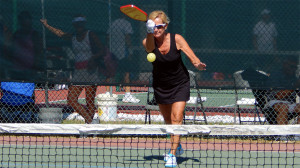 Womens Pickleball Tournament at Tampa Bay Senior Games 2013 Sun City Center