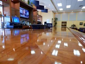 Kings Point Suth club's upstairs bar