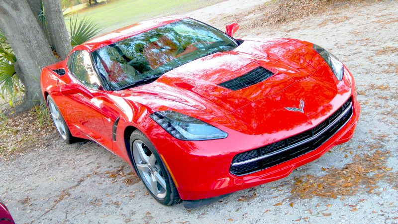 2014 Red Hardtop Chevrolet Corvette 455 HP, Sun City Center, FL