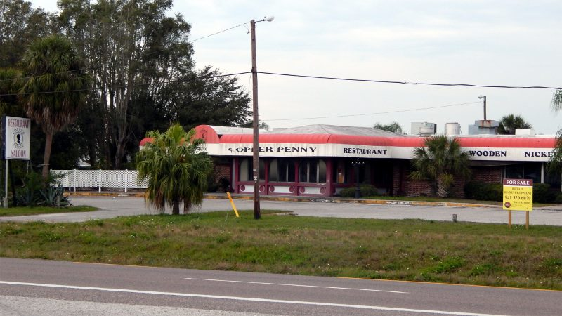 Copper Penny commercial property for sale in Wamauma FL by Walmart