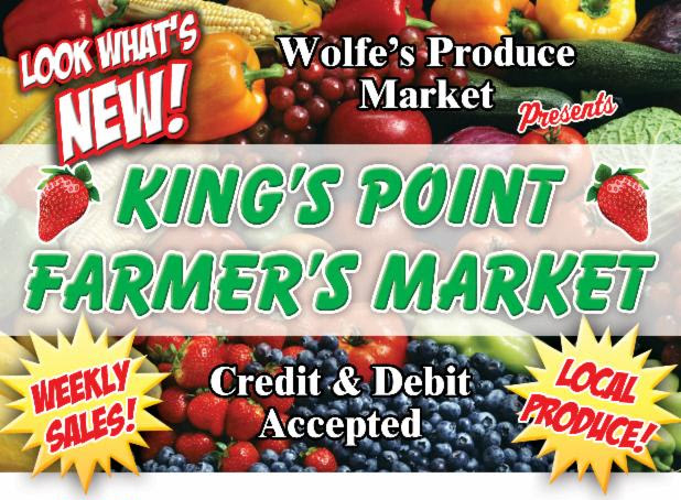 Kings Point Farmers Market Sun City Center