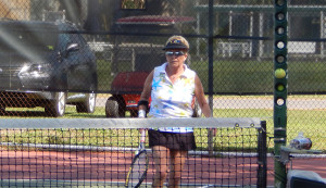 Kings Point Tennis Tournament 2014 Donna Rupert President