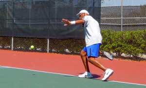 Kings Point Tennis Tournament 2014 Men's Darrel Berry