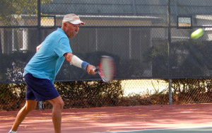 Kings Point Tennis Tournament 2014 Men's Earl Cagle