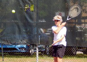 Kings Point Tennis Tournament 2014 Women's Pat Rilling