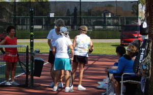 Tennis Club Tournament Women's Division 2014 Kings Point, Sun City Center, FL