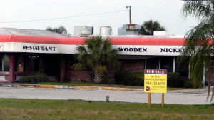 Wooden Nickel and Copper Penny commercial property for sale near Sun City Center by Walmart