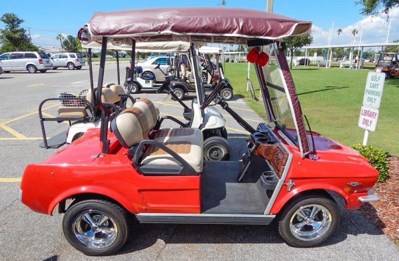 741d0e141aa Customized Golf Carts Page 2 Sun City Center Photosrhsuncitycenterphotos  Cragar  Ss Golf Cart Hub Caps
