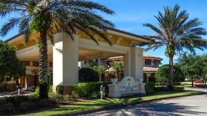 Club Renaissance portico, Sun City Center, FL