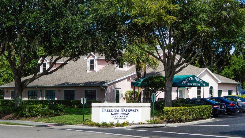 Freedom Fairways Golf Club, Sun City Center, Florida
