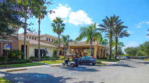 Kings Point South Clubhouse building, Sun City Center, FL