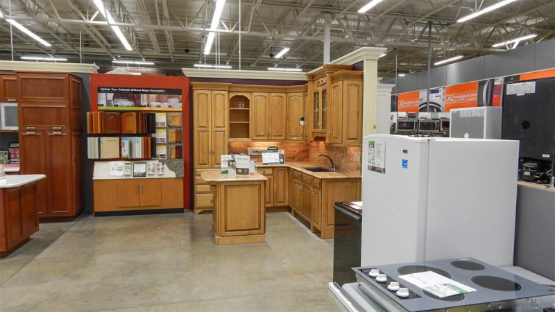 Stoves Kitchen Cabinets At Home Depot Sun City Center
