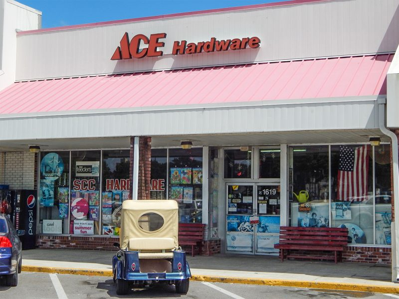 Sun City Center Ace Hardware store in Sun City Center Plaza