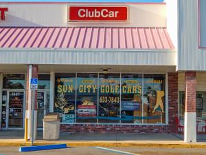 Sun City Golf Cars Businesses closed on Sundays, Sun City Center, FL