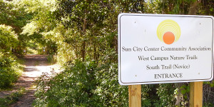 West Campus Nature Trail, Sun City Center, Florida