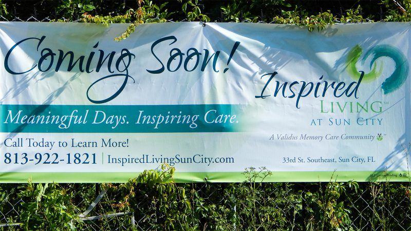 BANNER Inspired Living At Sun City - A Validus Memory Care Community