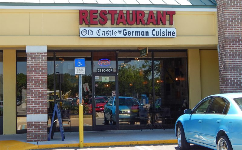 German Restaurant, Sun City Center, FL