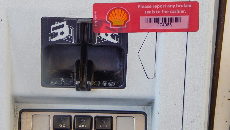 Shell Gas Station Credit Card Login