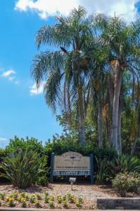 Sandpiper Grille sign in South Pebble Beach Blvd, Sun City Center, FL
