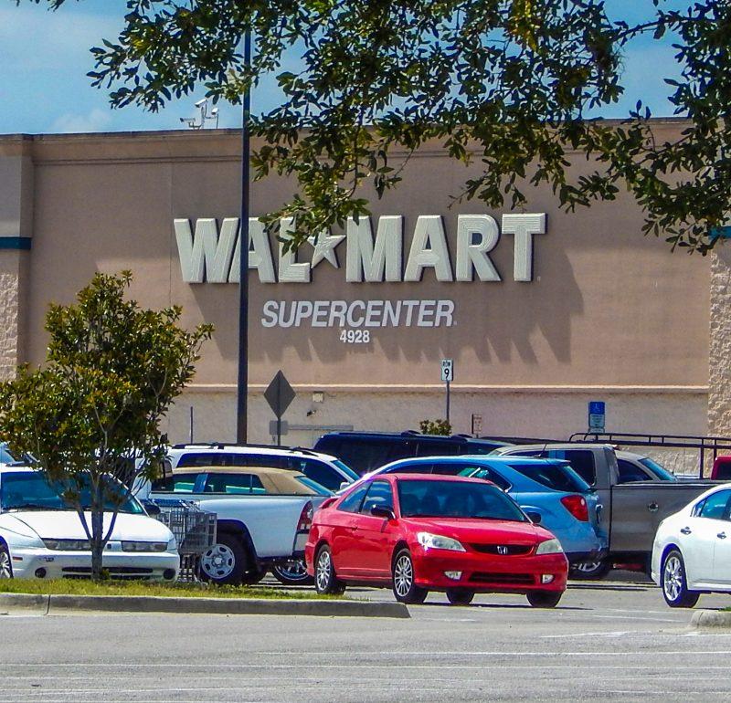 Walmart SuperCenter 4928, Wimauma (near Sun City Center)