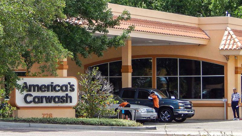 America Car Wash Sun City Center Fl