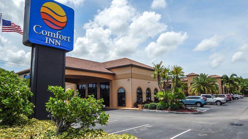 Comfort Inn Hotel in Sun City Center 33573