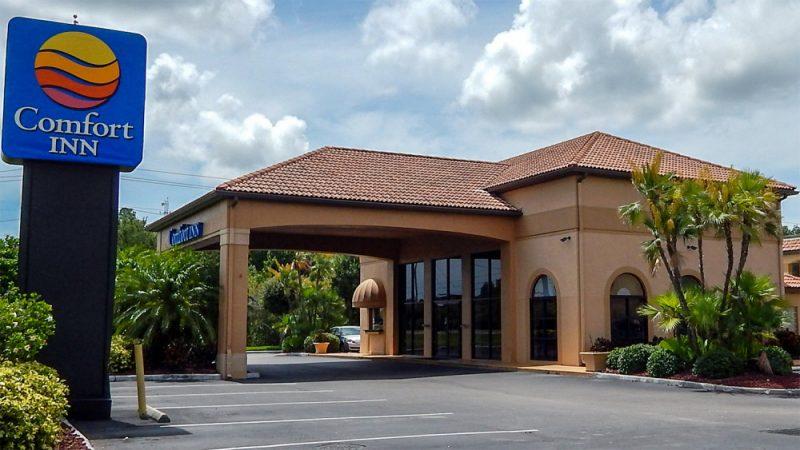 Comfort Inn Hotel under $90 in Sun City Center 33573
