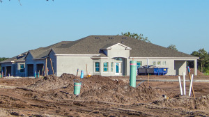 Oct 26, 2014 - Roof added to first homes in new Minto gated community in Sun City Center