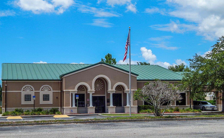 Sun City Center Funeral Home on Rickenbacker Drive