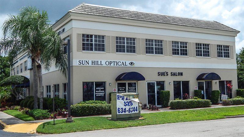 Sun Hill Optical in Sun City Center Plaza 33573
